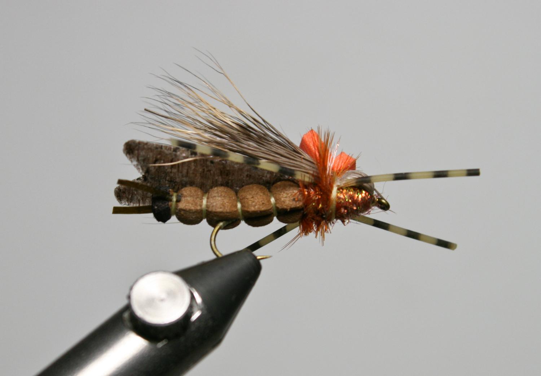 Custom montana made flies for Fly fishing flies